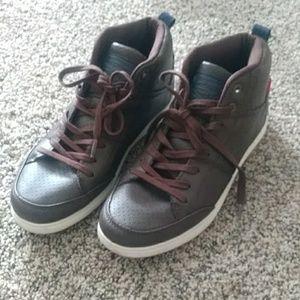 Boys levis sneakers